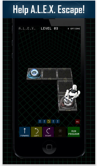A.L.E.X App ScreenShot 1