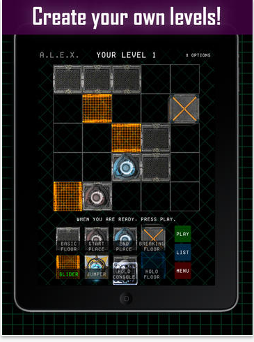A.L.E.X App ScreenShot 2